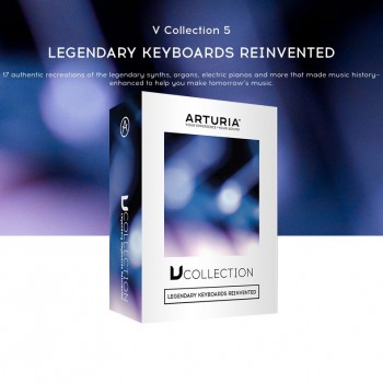 Arturia V Collection 5.0