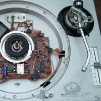Reparação de Technics SL1200/1210